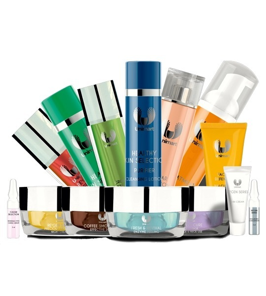 UNIMART Skin Care Collection